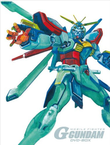 Image 2 for G-Selection Mobile Fighter G Gundam DVD Box [Limited Edition]