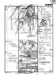 Thumbnail 2 for Diebuster Aim For The Top 2 Storyboard Collection Book