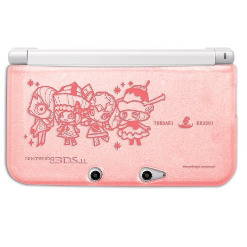 Image 2 for Tongari Boushi to Mahou no Machi TPU Cover for 3DS LL