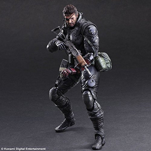 Image 7 for Metal Gear Solid V: The Phantom Pain - Venom Snake - Play Arts Kai - Sneaking Suit ver. (Square Enix)