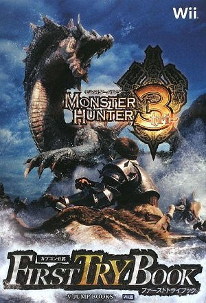 Monster Hunter 3 First Try Book