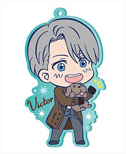 Image 6 for Yuri on Ice Rubber Clip Badge Vol. 2 Box