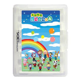 Thumbnail 2 for Tobidase Doubutsu no Mori Card Case 12 for 3DS (White)