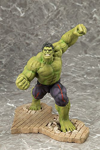 Image 2 for Avengers: Age of Ultron - Hulk - ARTFX+ - 1/10 (Kotobukiya)