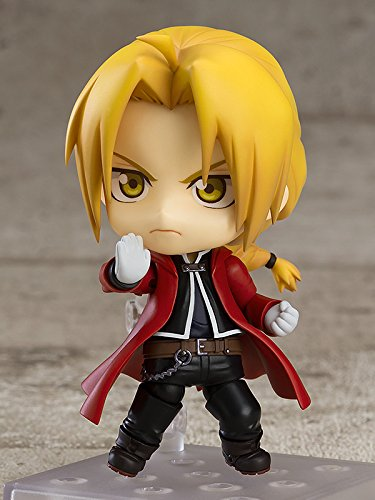 Image 6 for Hagane no Renkinjutsushi - Edward Elric - Nendoroid #788 (Good Smile Company)