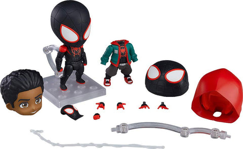 Spider-Man: Into the Spider-Verse - Miles Morales - Spider-Man (Miles Morales) - Nendoroid #1180-DX - Spider-Verse Edition, DX Ver. (Good Smile Company)