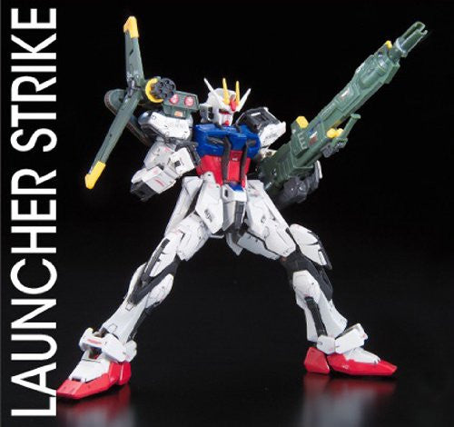 Image 4 for Kidou Senshi Gundam SEED - RG #06 - FX550 Sky Grasper with Launcher Sword Pack - 1/144 (Bandai)