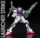 Thumbnail 4 for Kidou Senshi Gundam SEED - RG #06 - FX550 Sky Grasper with Launcher Sword Pack - 1/144 (Bandai)