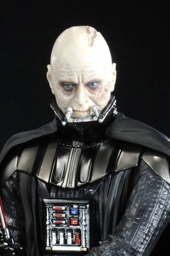 Image 8 for Star Wars - Darth Vader - ARTFX Statue - 1/10 - Return of Anakin Skywalker Ver. (Kotobukiya)