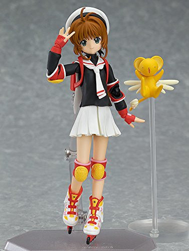 Image 6 for Card Captor Sakura - Kero-chan - Kinomoto Sakura - Figma 265 - School Uniform ver. (Max Factory)