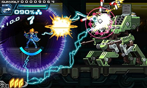 Image 6 for Armed Blue Gunvolt Striker Pack [Limited Edition]