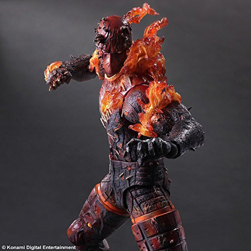 Image 7 for Metal Gear Solid V: The Phantom Pain - Man On Fire - Play Arts Kai (Square Enix)
