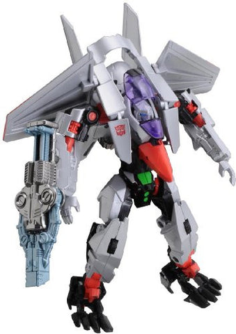 Image for Transformers Darkside Moon - Air Raid - Mechtech DA12 (Takara Tomy)