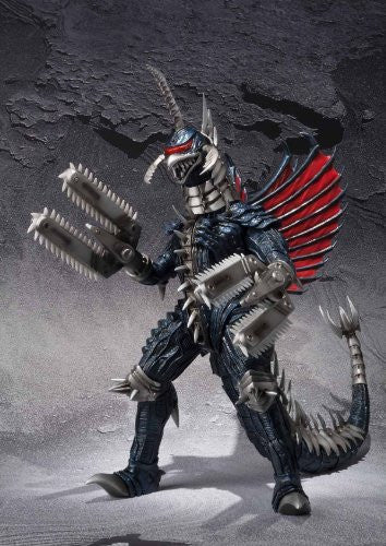 Image 7 for Gojira Final Wars - Gigan - S.H.MonsterArts - Final Wars ver. (Bandai)