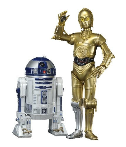 Image 1 for Star Wars - C-3PO - ARTFX+ - 1/10 (Kotobukiya)