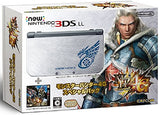 NEW NINTENDO 3DS LL [MONSTER HUNTER 4G SPECIAL PACK] - 1
