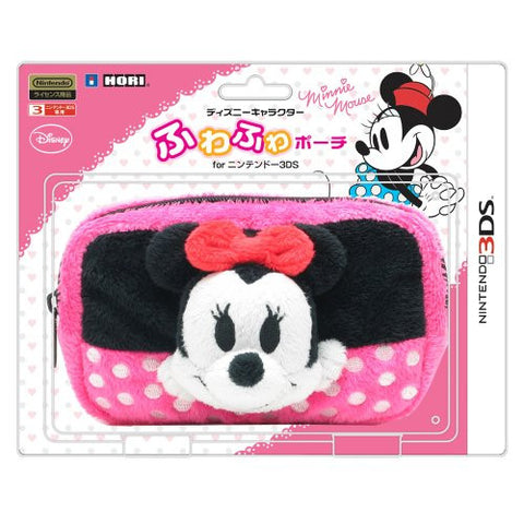 Image for Disney Character Case for Nintendo 3DS [Minnie Mouse Edition]
