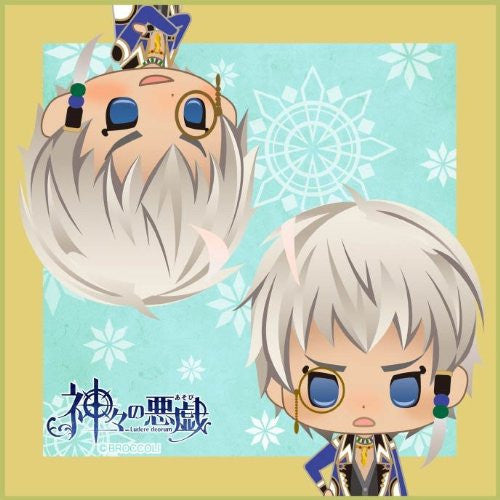 Image 1 for Kamigami no Asobi - Ludere deorum - Thoth Caduceus - Mini Towel (Broccoli)