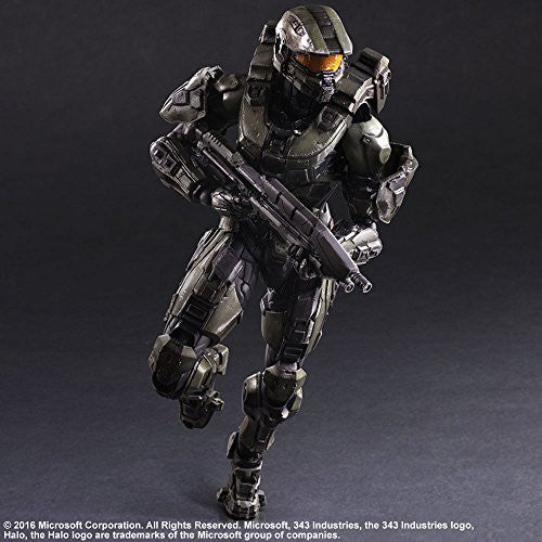 Image 4 for Halo 5: Guardians - Master Chief - Play Arts Kai (Square Enix)