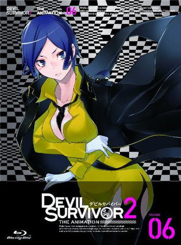Image for Devil Survivor 2 The Animation Vol.6