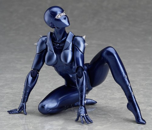 Image 5 for Space Adventure Cobra - Armaroid Lady - Figma #183 (Max Factory)