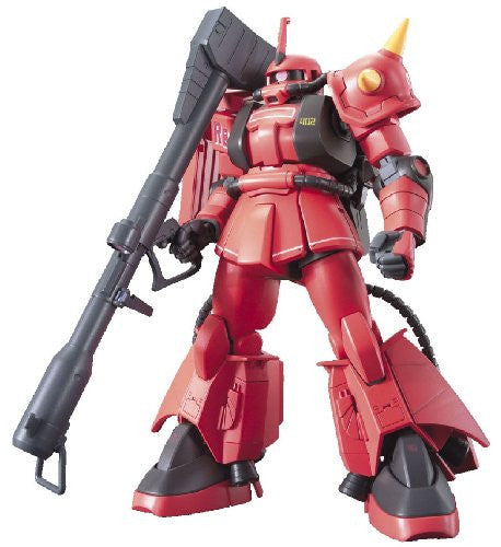 Image 3 for MSV-R - MS-06R-2 Zaku II High Mobility Type - HGUC #166 - 1/144 - Johnny Ridden Custom (Bandai)