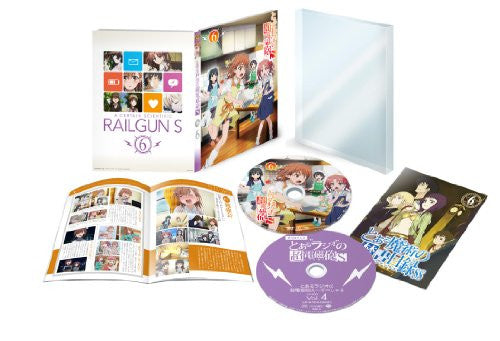 Image 1 for To Aru Kagaku No Railgun S Vol.6 [Limited Edition]