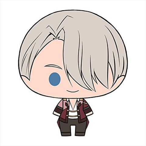 Image for Yuri!!! on Ice - Victor Nikiforov - Keyholder - The Macaronz - Rubber Keychain