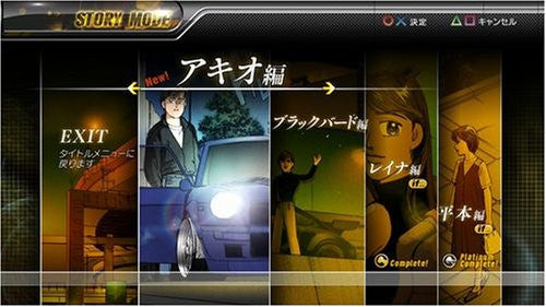 Image 2 for Wangan Midnight