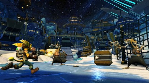 Image 10 for Ratchet & Clank Future: Tools of Destruction (PlayStation3 the Best)