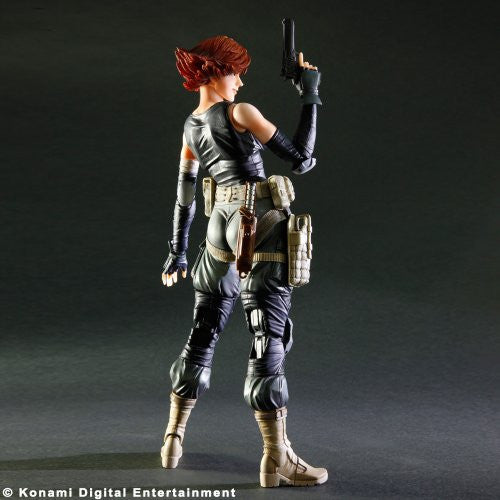 Image 2 for Metal Gear Solid - Meryl Silverburgh - Play Arts Kai (Square Enix)