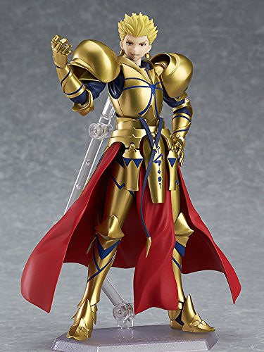 Image 8 for Fate/Grand Order - Gilgamesh - Figma #300 (Max Factory)