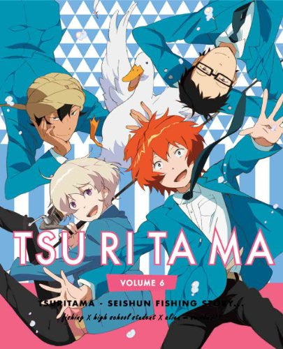 Image 1 for Tsuritama Vol.6 [Limited Edition]