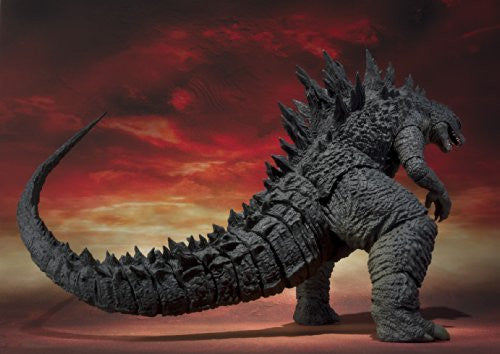 Image 7 for Godzilla (2014) - Gojira - S.H.MonsterArts (Bandai)