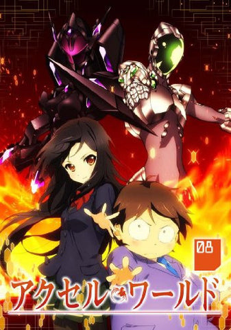 Image for Accel World 8