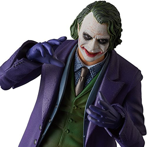 Image 6 for The Dark Knight - Joker - Mafex No.51 - Ver.2.0 (Medicom Toy)
