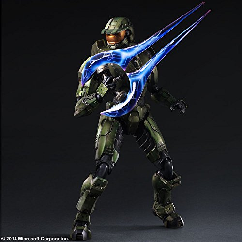 Image 4 for Halo 2 Anniversary Edition - Master Chief - Play Arts Kai (Square Enix)