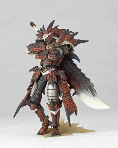 Image 2 for Monster Hunter - Hunter - Revoltech #123 (Kaiyodo, Union Creative International Ltd)