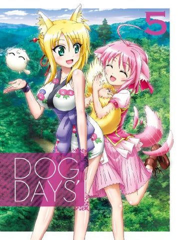 Image for Dog Days' 5 [Blu-ray+CD Limited Edition]