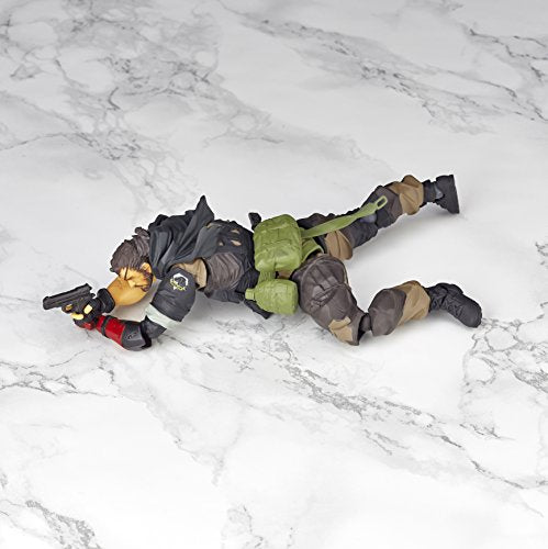 Image 11 for Metal Gear Solid V: The Phantom Pain - Naked Snake - Revolmini rm-012 - Revoltech - Venom ver. (Kaiyodo)