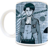 Thumbnail 2 for Shingeki no Kyojin - Levi - Mug (Broccoli)