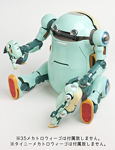 Image 3 for Mechatro WeGo - 1/12 - Light Blue (Sentinel)