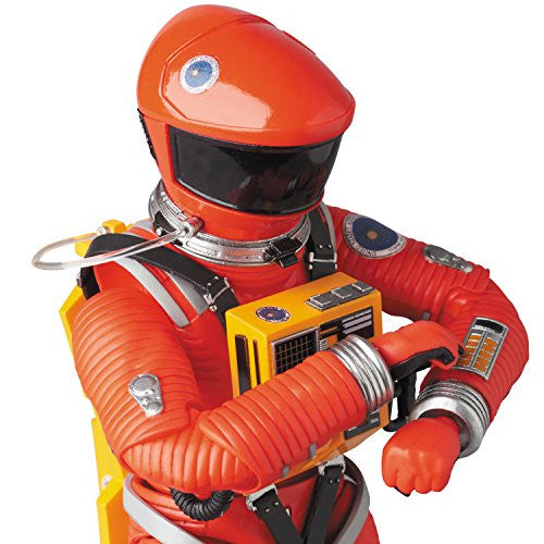 Image 5 for 2001: A Space Odyssey - Mafex No.034 - Space Suit - Orange ver. (Medicom Toy)
