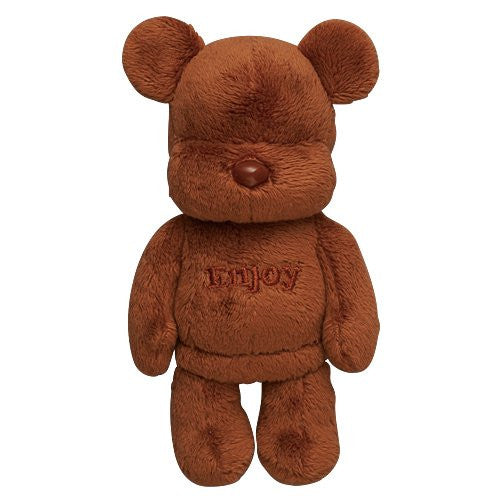 Image 1 for Otayori Be@rbrick - Enjoy - Brown (Medicom Toy)