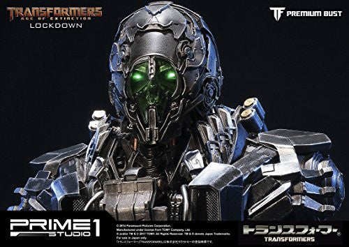 Image 7 for Transformers: Lost Age - Lockdown - Bust - Premium Bust PBTFM-13 (Prime 1 Studio)