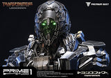 Thumbnail 7 for Transformers: Lost Age - Lockdown - Bust - Premium Bust PBTFM-13 (Prime 1 Studio)