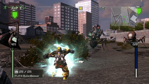 Image 5 for Earth Defense Force: Insect Armageddon [PlayStation3 the Best Version]