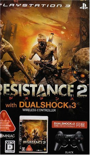 Image 1 for Resistance 2 (With Dual Shock 3 Pack: Black)