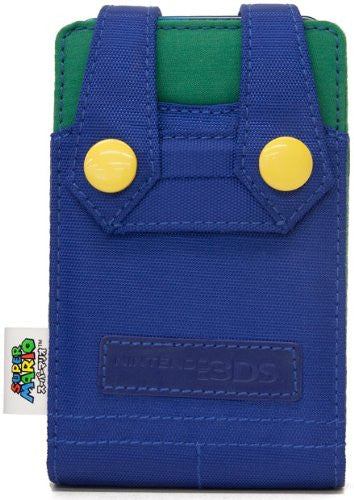 Image 1 for Character Case for 3DS (Luigi Edition)