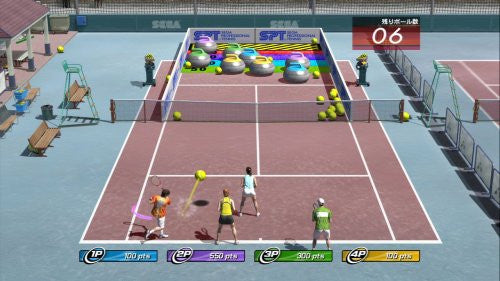 Image 4 for Power Smash 3 / Virtua Tennis 3 (Sega the Best)
